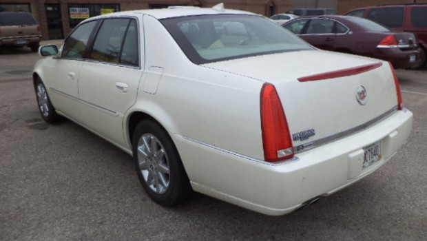 used sold sale for cadillac dts etobicoke cars in ontario